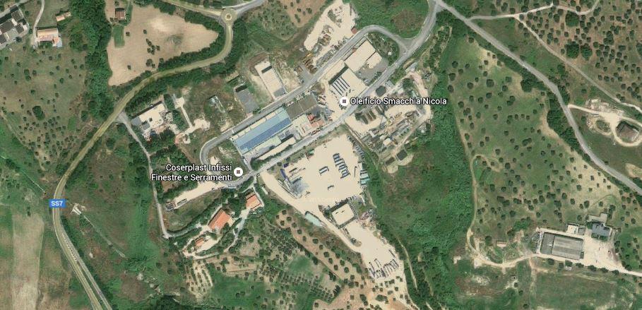 Zona industriale PIP Miglionico
